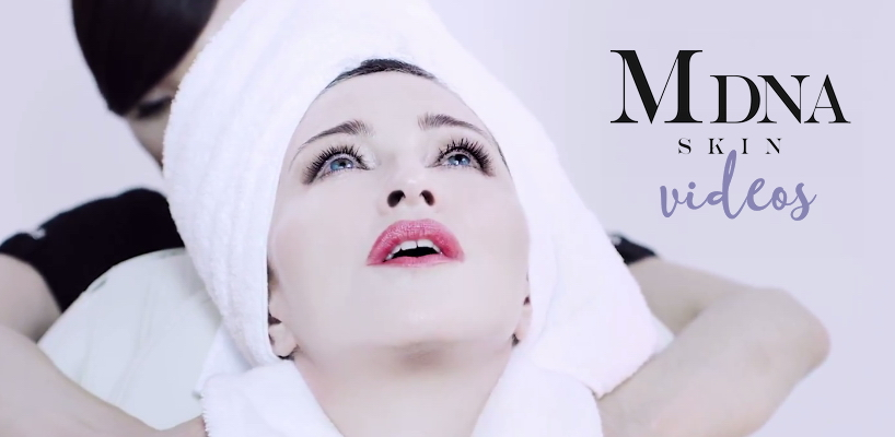 MDNA Skincare US Launch – Promo videos
