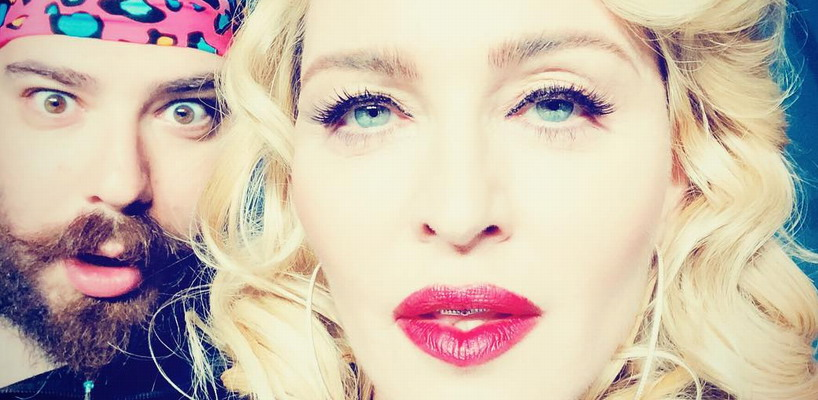 Madonna going on tour with the Fat Jew? Sarah Silverman is not amused