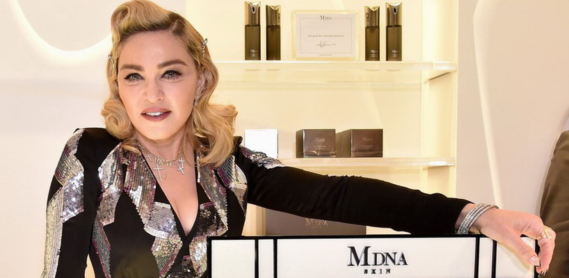 Madonna promoting MDNA Skin at Barneys New York, Beverly Hills [7 March 2018 – Pictures & Videos]