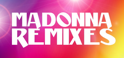 25 Madonna Remixes including Like a Virgin, Sorry, Frozen, Music, Celebration, and more.
