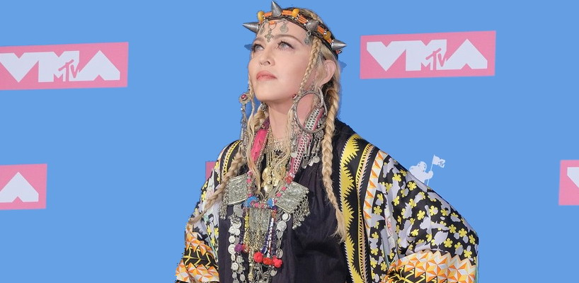 Madonna at the 2018 MTV Video Music Awards [20 August 2018 – Pictures and Videos]