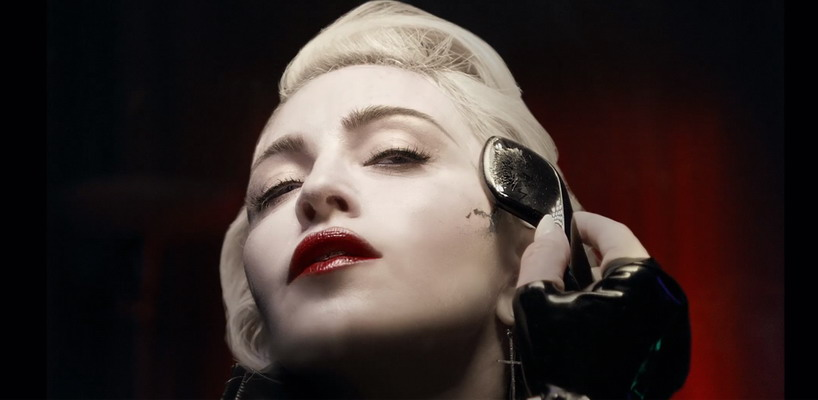 New MDNA Skin Promo by Steven Klein [FULL - Rose Mist & Clay Mask]