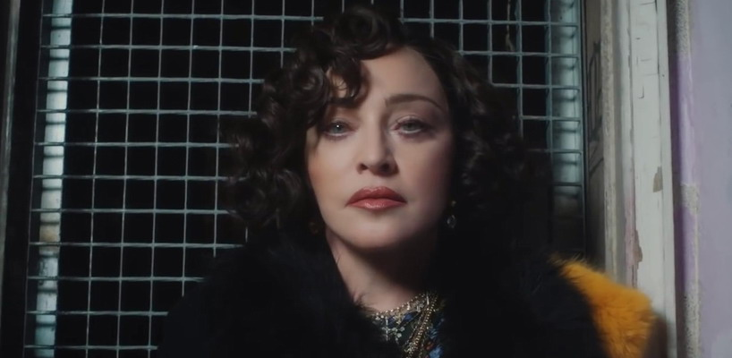 "Madonna teases first music off new album ""Madame X"""