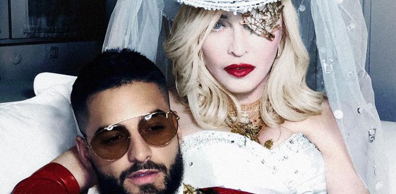 Listen to Madonna's new single Medellín NOW!