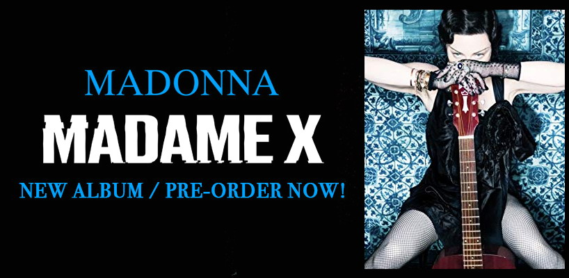 Madame X: Promo Goodies, Pre-order Links, Details and more…