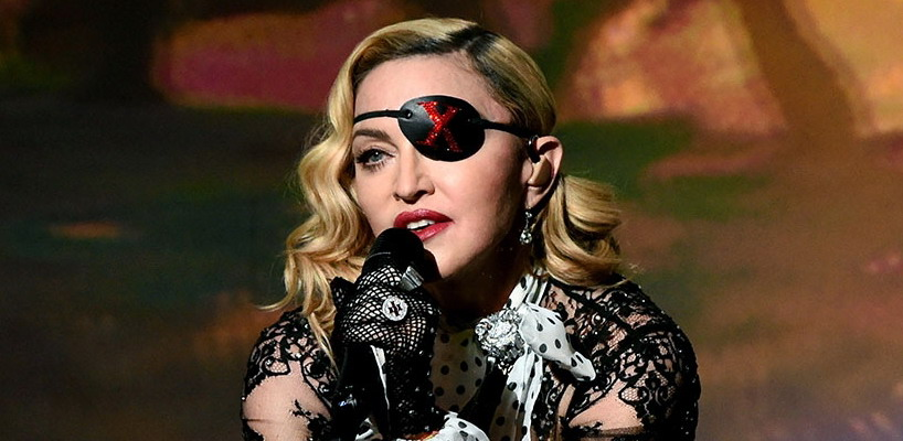 Madonna at the Billboard Music Awards – Onstage and Backstage [1 May 2019]