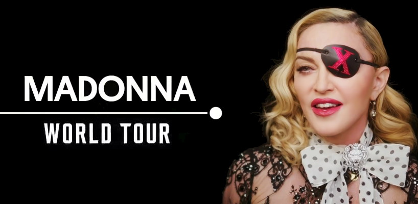 "Madonna considers including ""Rescue me"" on her new tour"