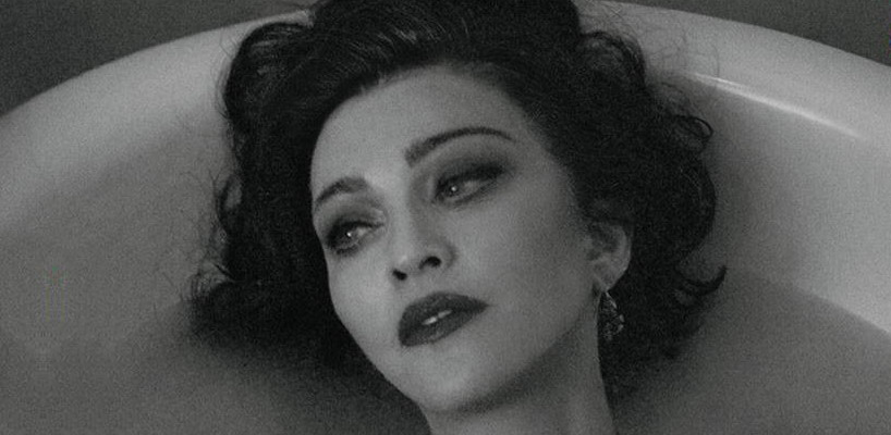 Madonna by Alas & Piggott for British Vogue [June 2019 issue]
