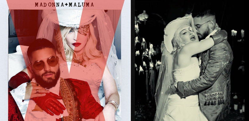 Madonna releases new Medellín video and Remix EP