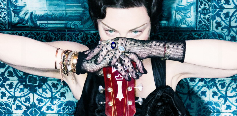 Madonna confirms Eurovision Song Contest performance