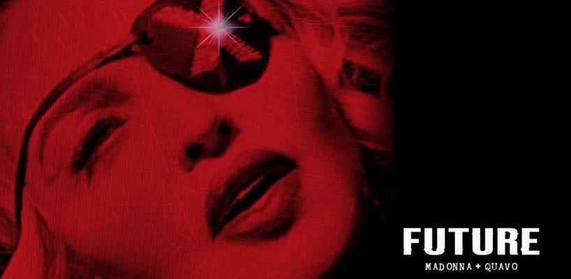 "Madonna releases ""Future"" Audio Music Video"