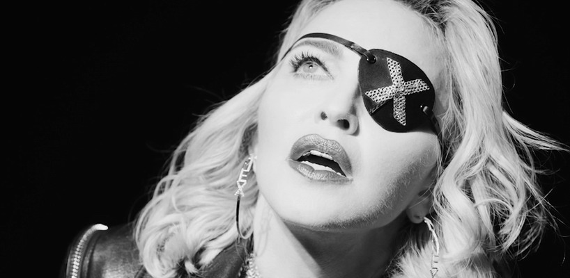 """Madonna to perform """"Future"""" and """"Like a Prayer"""" at the Eurovision Song Contest"""