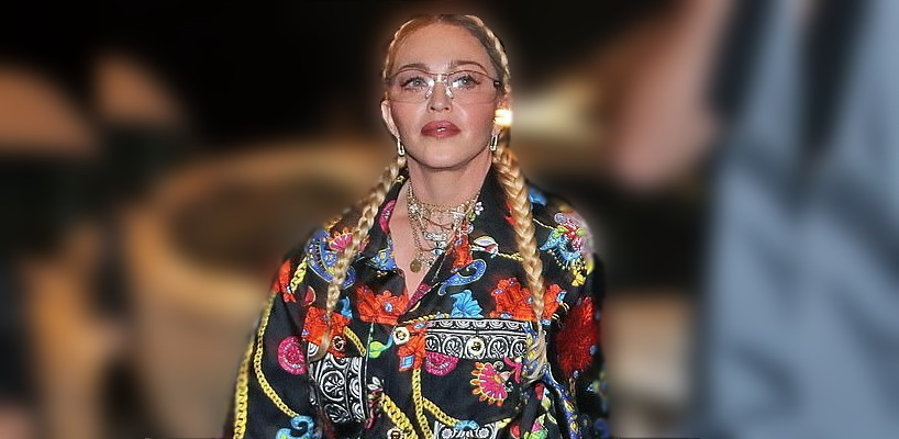 Madonna attends Quavo concert in Tel Aviv [16 May 2019 – Pictures]