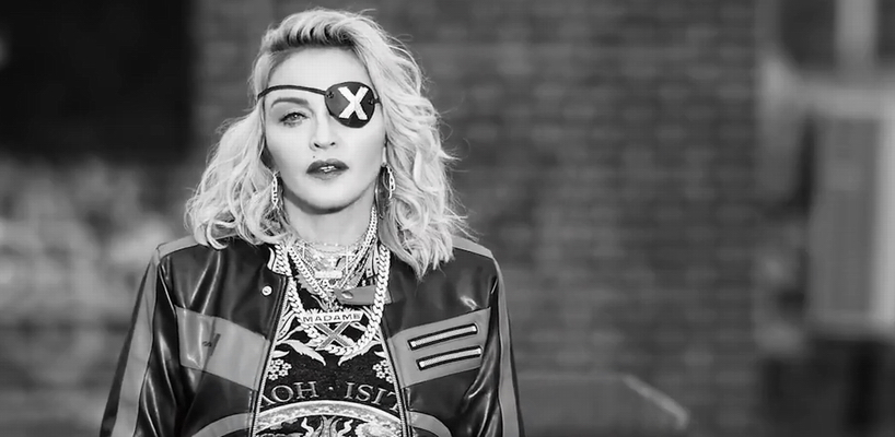 "Madonna reveals official video for new single ""Crave"""