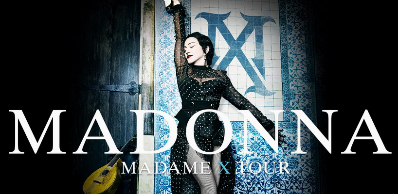 Madonna announces extra Madame X Tour shows in Lisbon and Paris