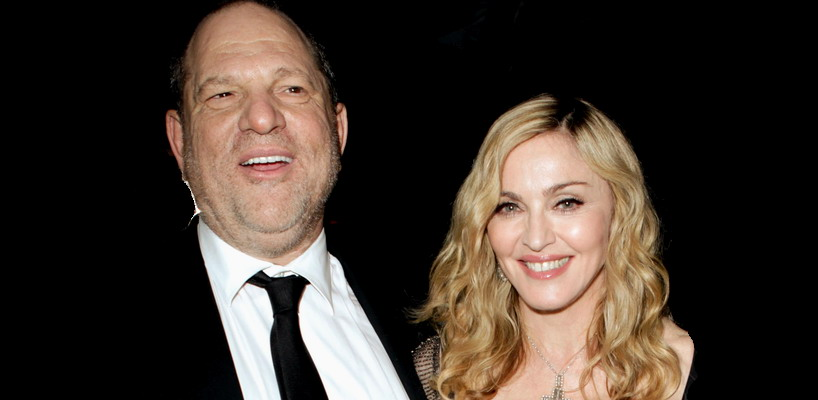 Harvey Weinstein calls out Madonna for jumping on the bandwagon