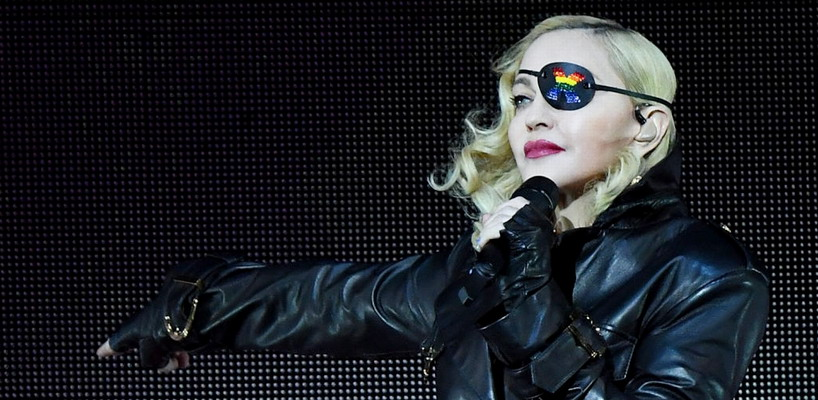 Madonna at Pride Island – WorldPride NYC [30 June 2019 – Pictures & Video]
