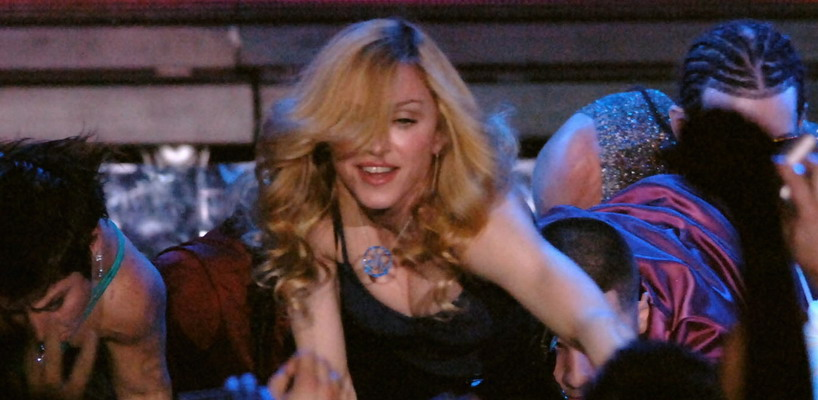 Never Before Seen Pro-Shot Footage of Madonna's 2006 Coachella performance