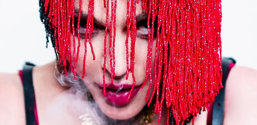 """Watch Madonna's new video """"No fear, Courage, Resist"""""""