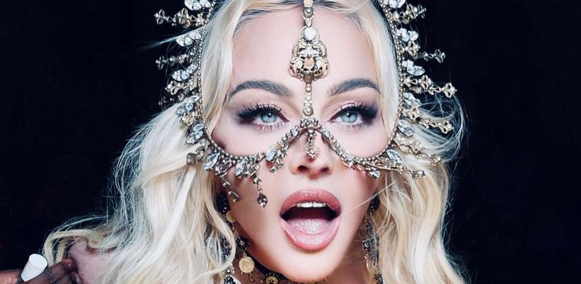 Madonna by Ricardo Gomes for Vogue Italia [August 2021]