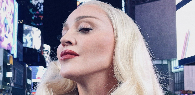 Madonna attends the 2021 MTV VMAs in New York [12 September 2021 – Pictures & Video]