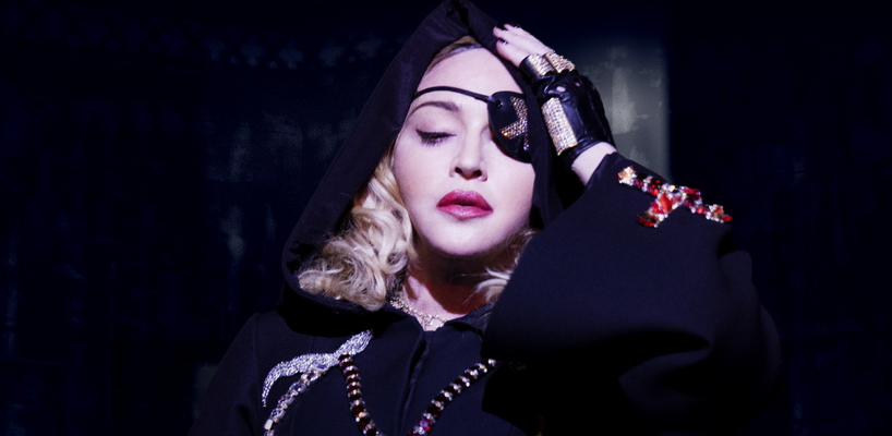 """""""Madame X – Music from the Theater Xperience"""" Live Album Out Now!"""