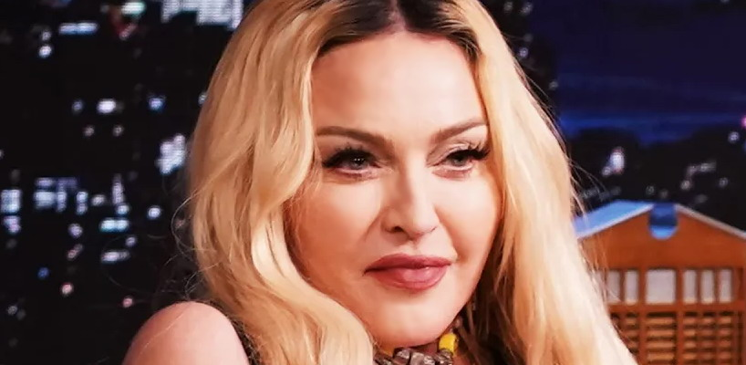 Madonna on The Tonight Show Starring Jimmy Fallon [Video – Madame X Xperience]
