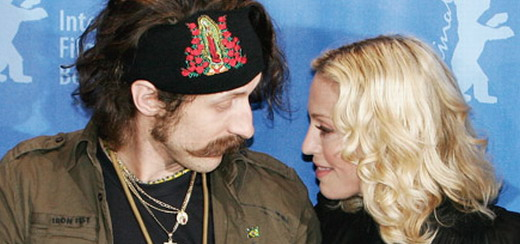 Eugene Hütz Still Friends with Madonna?