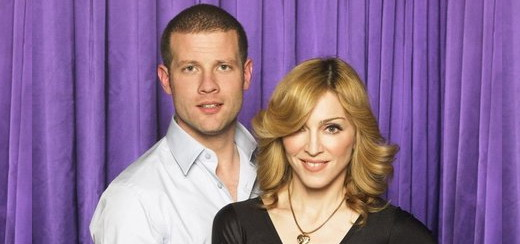 Dermot O'Leary: Madonna is surprisingly warm and incredibly intelligent