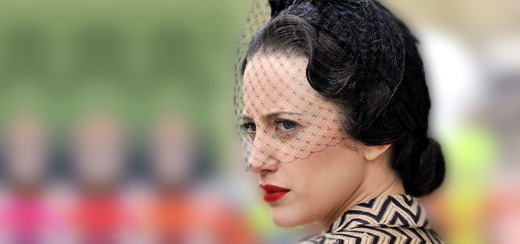 Andrea Riseborough: Movie Director Madonna Was 'Joy' to Work With