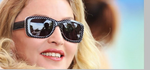 Madonna Thanks Sean Penn and Guy Ritchie