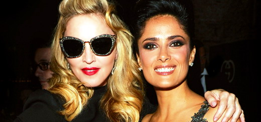 Madonna at the Gucci Award for Women in Cinema [2 Sept 2011 – MQ/HQ pictures]