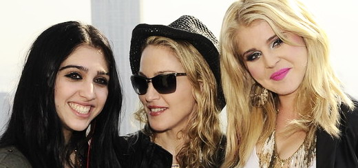 Kelly Osbourne: People Have the Wrong Perception of Madonna