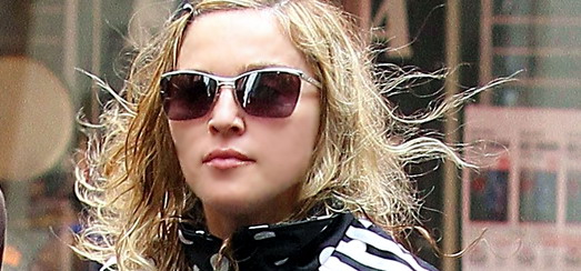 Madonna out and about in New York [14 September 2011 – HQ Pictures]