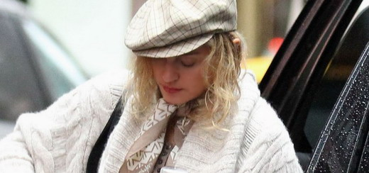 Madonna out and about in New York [23 September 2011 - HQ Pictures]