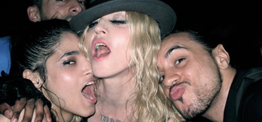 Short News: Fashion, Movies, Pictures, and what they all have to say about Madonna