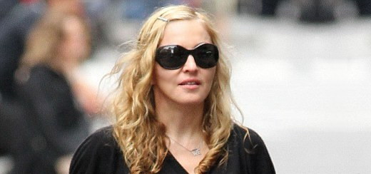 Madonna Out and About in New York [11 October 2011 – Pictures]