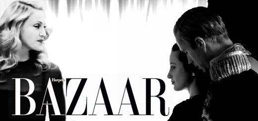 Madonna to Grace Harper's Bazaar Magazine Cover – Madonnarama Exclusive