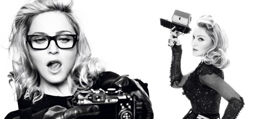 Madonna: The Director's Cut [Full Harper's Bazaar Spread]
