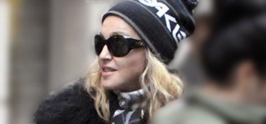 Madonna leaving the Kabbalah Centre in New York [3 December 2011 - HQ Photos]