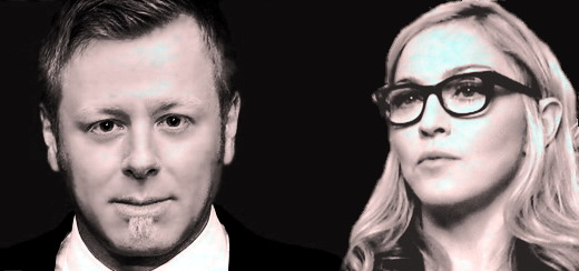 Joint interview with Madonna and Abel Korzeniowski for W./E.
