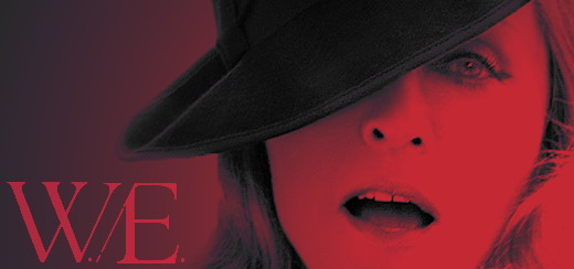 Madonna discusses W./E. with Sandro Monetti for the Sunday Express