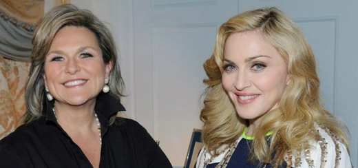 Photos of the Madonna interview by Cynthia McFadden [Nightline Promo Pictures & Teasers]