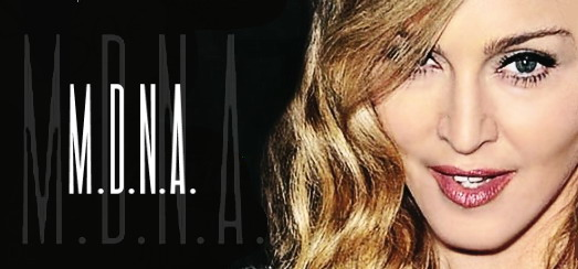 Madonna gives us more details on M.D.N.A.