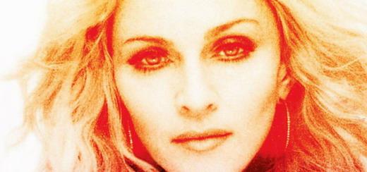 Madonna Super Bowl Ad [Rolling Stone Magazine - HQ]