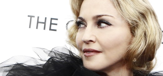 Madonna at the W.E. premiere, New York [23 January 2012 – HQ pictures]