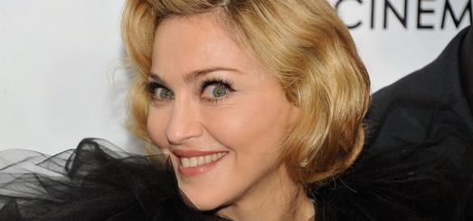 Meeting Madonna: Golden Globes & W.E. Premiere