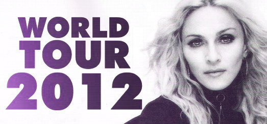 Madonna 2012 World Tour – More tour dates…