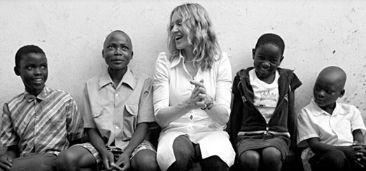 Madonna's Raising Malawi charity says it plans to build 10 schools, partners with buildOn