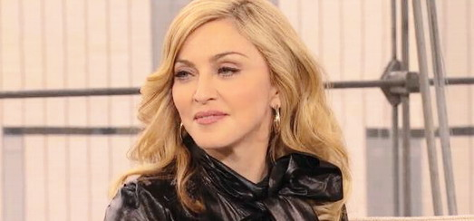 "Madonna Is ""So Nervous"" About Super Bowl Performance"